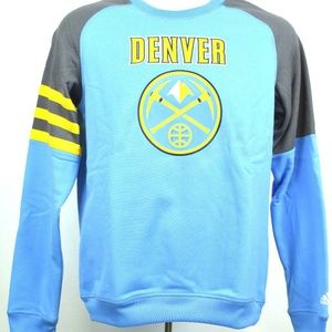 Denver Nuggets Youth Medium 10/12 Sweatshirt